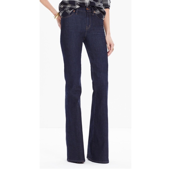 Madewell Flare Jeans size 27